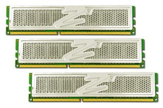 OCZ Releases Triple Channel DDR3 Memory Kits