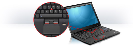 ThinkPad X301 Keyboard