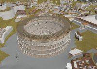 Google Earth Now Features Rome Reborn 2.0