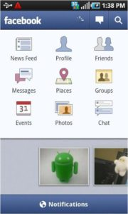 5 Facebook Apps for Androids