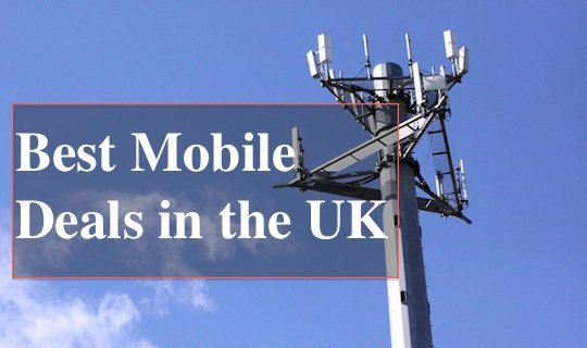 Which Mobile Operators Have the Best Deals in the UK?