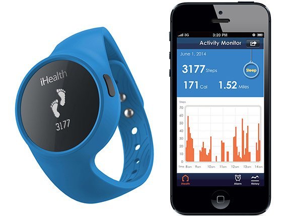 iHealth Activity and sleep monitor