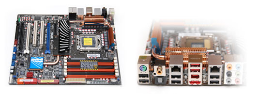 ASUS P6T Deluxe OC Palm Edition Motherboard